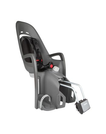 Sykkelsete, Hamax, Zenith Relax inkl adapter - Grey/Black