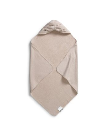 Elodie, Hooded Towel, Powder Pink