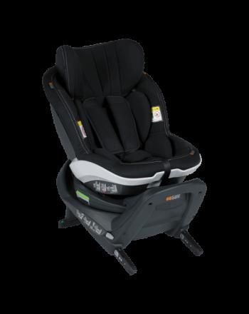 Bilstol, BeSafe, iZi Turn i-Size, Premium Car, Interior Black