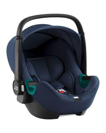 Bilstol, Britax, Baby-Safe³, Indigo Blue