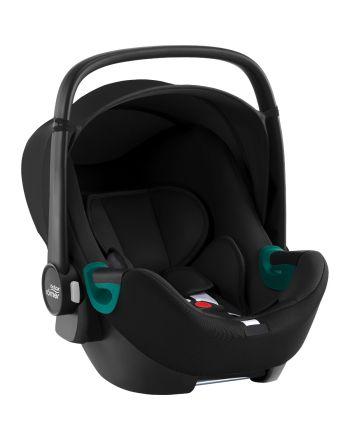 Bilstol, Britax, Baby-Safe³, Space Black