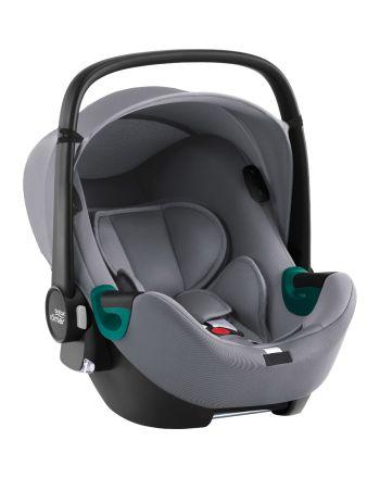 Bilstol, Britax, Baby-Safe iSense, Frost Grey