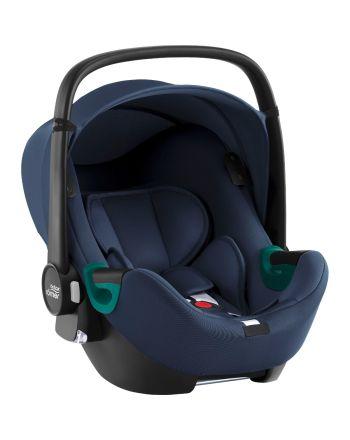 Bilstol, Britax, Baby-Safe iSense, Indigo Blue