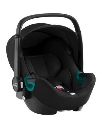 Bilstol, Britax, Baby-Safe iSense, Space Black