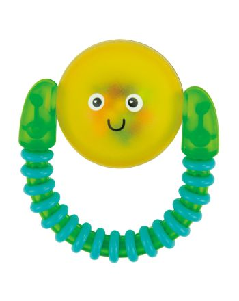 Lamaze - Spin n Smile Rattle