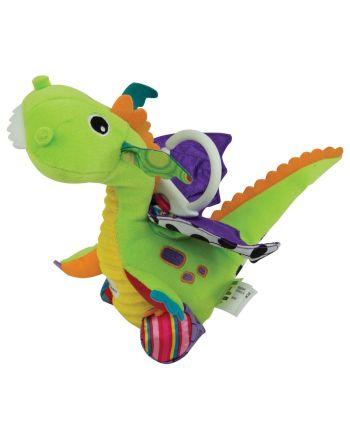 Lamaze aktivitetsleke flip flap dragon
