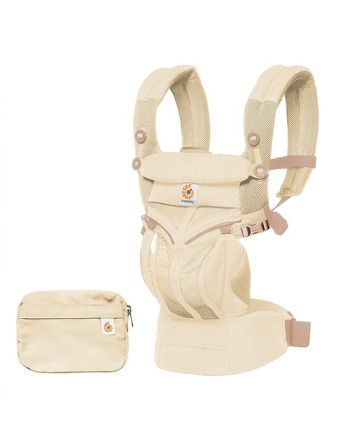 Bæresele,Ergobaby Omni 360 Cool Air Mesh Natural Weave