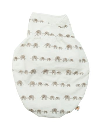 Swaddler, Ergobaby, Elefant