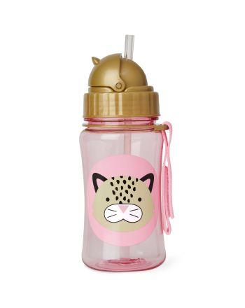 Flaske, Zoo, Skip Hop, Leopard, 350 ml