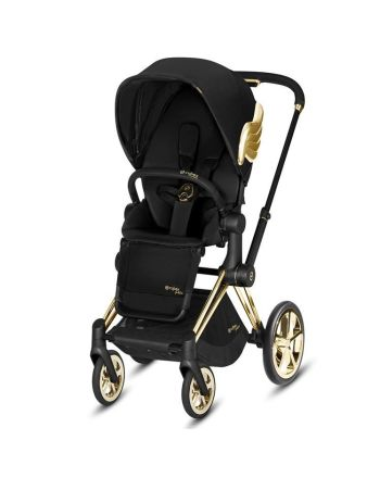Cybex, ePriam - Jeremy Scott Wings, Black