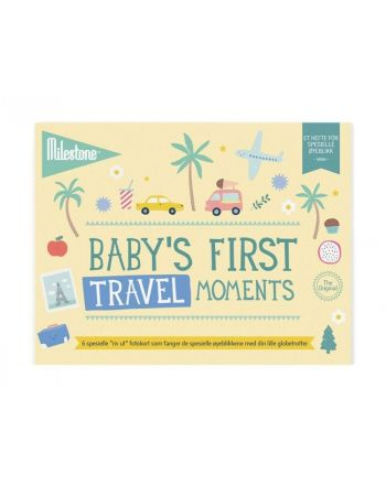 Spesial Moments Booklet, Milestone, Reise