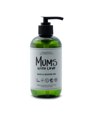 Bath & Shower Gel, Mums With Love 250 ml