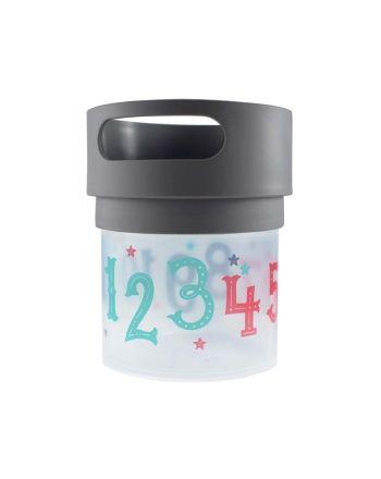 Munchie Mug 350 ml grå
