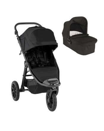 Pakketilbud, BabyJogger®, Vogn, City Elite 2 - Jet + Bag