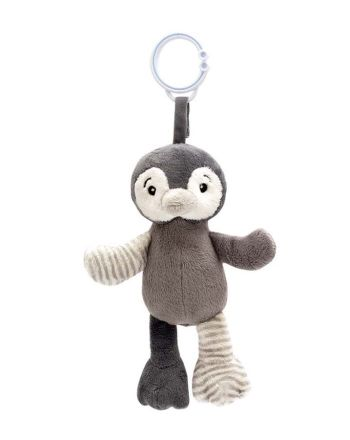 Leke, Pingvin, My Teddy, Clip on