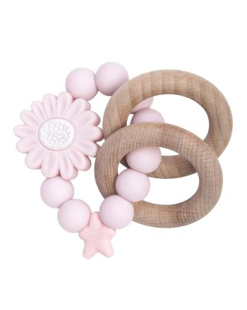 Nibbling Rangle/Biteleke Petal Pink