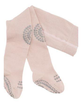 Tights, GoBabyGo, Soft Pink Glitter