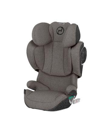 Bilstol Cybex Solution Z i-Fix Plus - Soho Grey