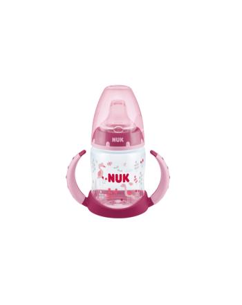 Flaske, NUK, First Choice Learner Bottle, Rosa