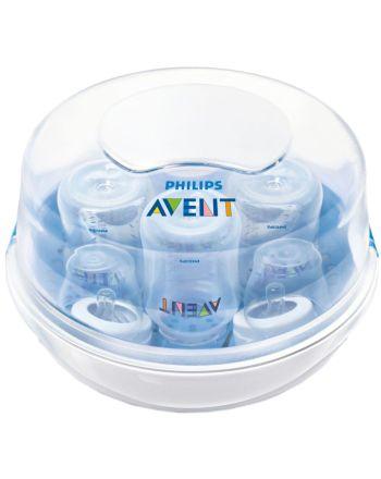 Philips Avent Dampsterilisator For Mikrobølgeovn