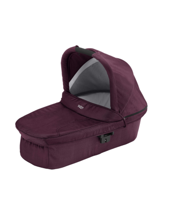 Hardbag, Single, Britax, Wine red Denim