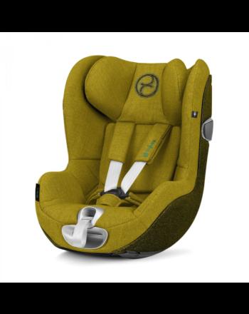 Bilstol, Cybex, Sirona Z i-Size Plus, Mustard Yellow