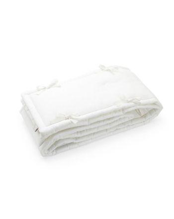 Sengekant, Sleepi Bumper, Stokke®, Hvit, 317x27 cm