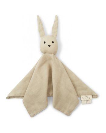 Kosefille, Konges Sløjd, Sleepy Rabbit - Silver Birch