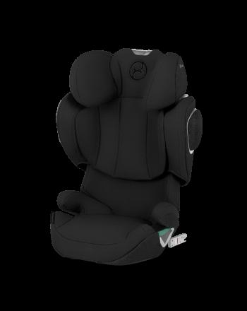 Cybex Solution Z i-Fix Plus Deep Black/Black