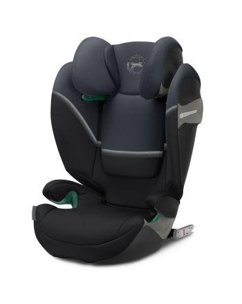 Bilstol, Cybex, Solution S i-Fix Granite Black
