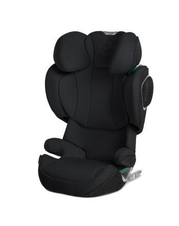 Bilstol, Cybex Solution Z i-Fix Deep Black