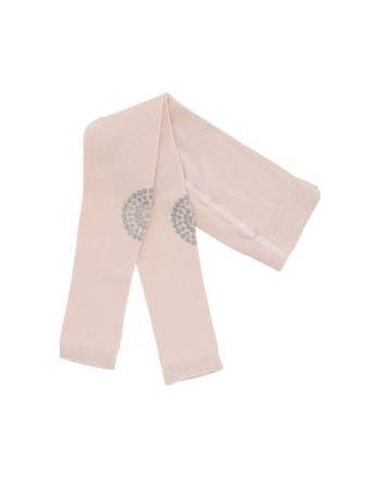Leggings, GoBabyGo, Soft Pink Glitter