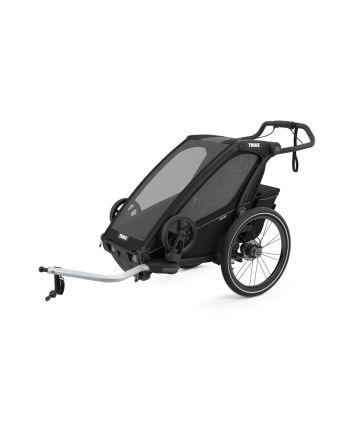 Sykkelvogn, Thule, Chariot Sport 1, Midnight Black