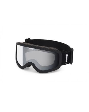 Ski/Snowboardbriller, Izipizi, Black, 4-10 år