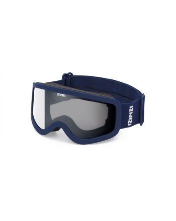 Ski/Snowboardbriller, Izipizi, Navy Blue, 4-10 år