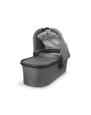 CARRYCOT , UPPAbaby VISTA/CRUZ,-GREYSON (Grey Melange/Black)