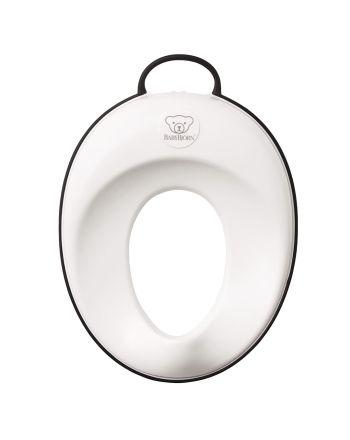 Toalettsete, BabyBjørn, Svart/Hvit