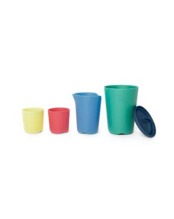 Stokke® Flexi Bath, Toy Cups, Multi color