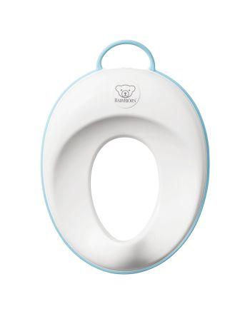 Toalettsete, BabyBjørn, Turkis/Hvit