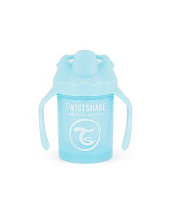 Mini Kopp, Twistshake, Pastell Blå - 230ml, 4+m