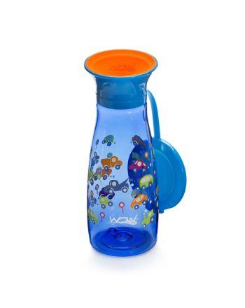WOW Drikkekopp Mini, Blue Cars