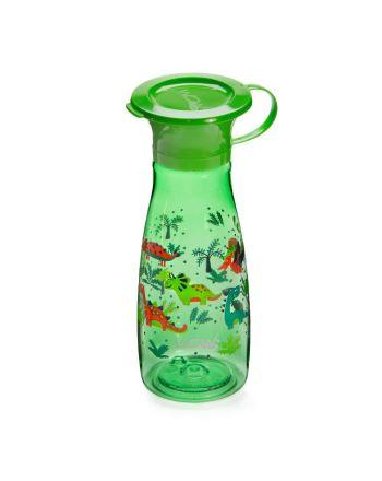 WOW Drikkekopp Mini, Green Dinosaurs