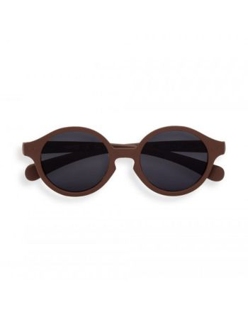 IZIPIZI® # Sun Baby solbriller 0-12 mnd, Chocolate