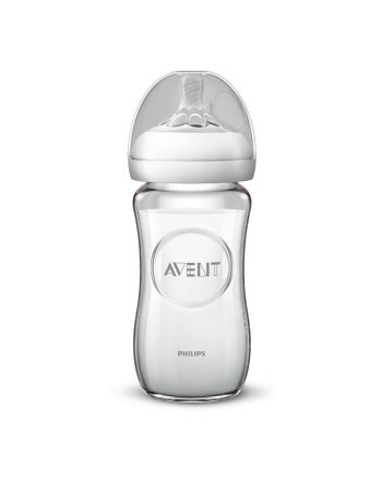 Philips Avent Glassflaske 240ml