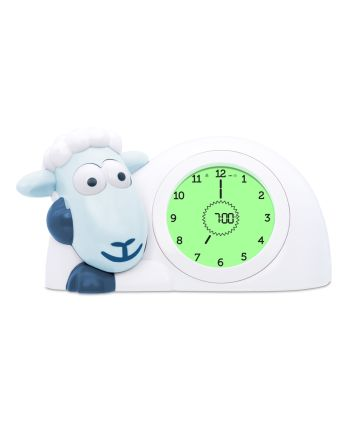 Søvntrener og klokke, Zazu, Sam blå